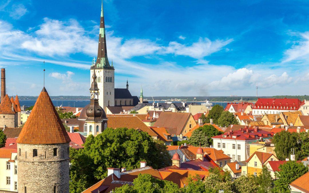 استونيا نالت إستقلالها بالغناء