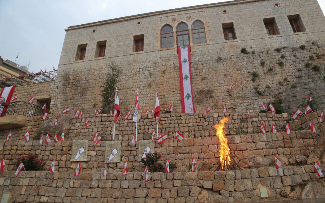 قلعة راشيا.. وإستقلال.. وقصة موس الحلاق!